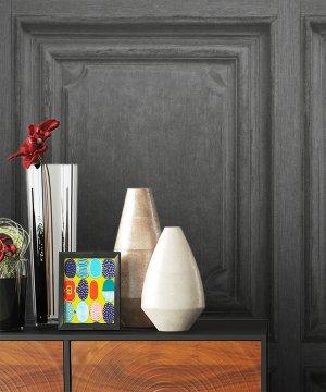 Tapete Holz Landhaus Optik Dekoration