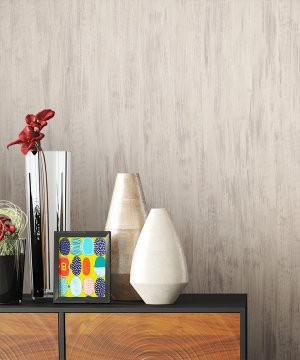 Tapete Vlies Holz Muster Dekoration
