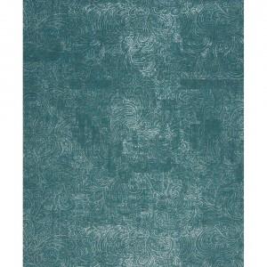 Kasmir Türkis - Ornament Muster