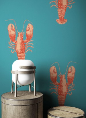 Swimming Lobster - Muster