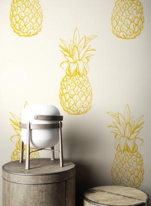 Yellow Pineapple