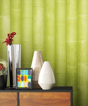 Grün - Tapetenfarbe Deko Tapete Grun