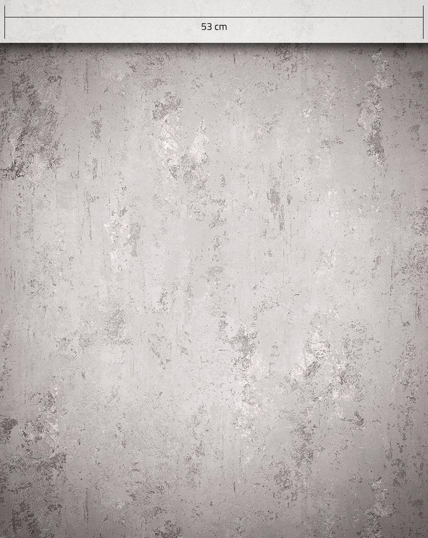 NEWROOM-Vliestapete-Anthrazit-Putz-Beton-Vlies-Kupfer-3D-Optik-Vlies-Tapete Indexbild 9