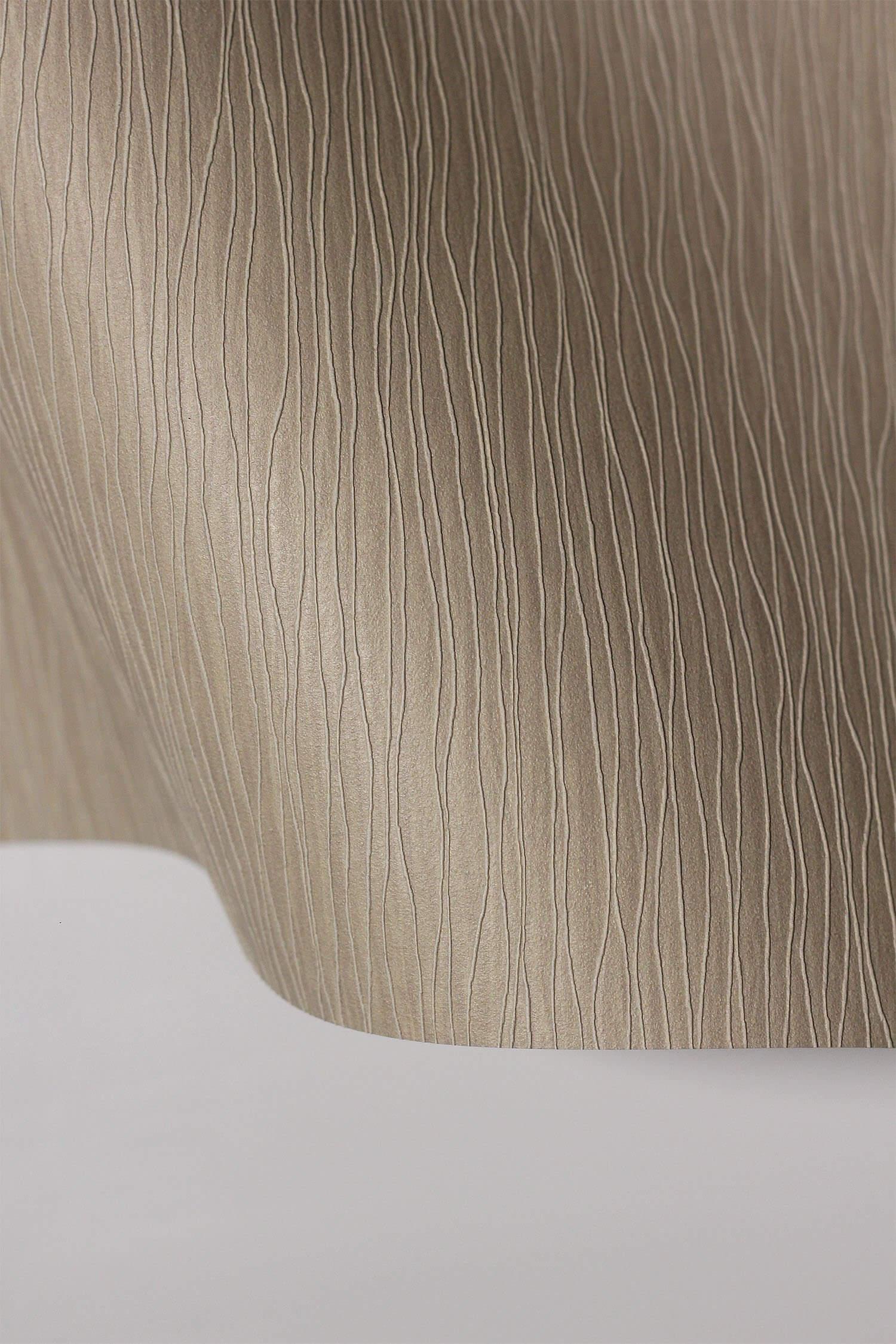 Vliestapete weiß braun  Ligno Weiß Braun