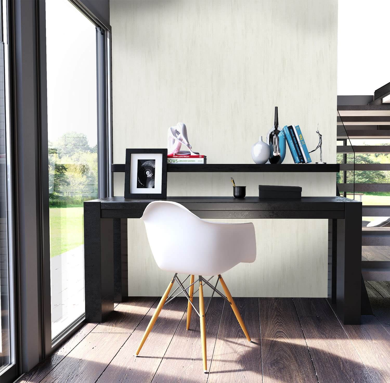 vliestapete creme landhaus holzbalken holz diele flur k che schlafen wohnen newroom. Black Bedroom Furniture Sets. Home Design Ideas