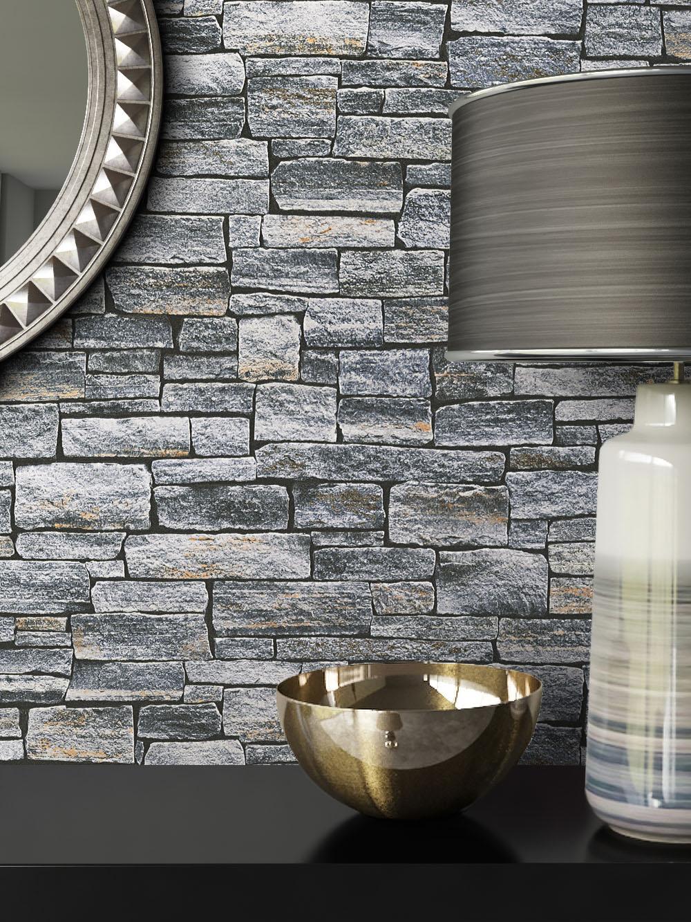 Wall Grau